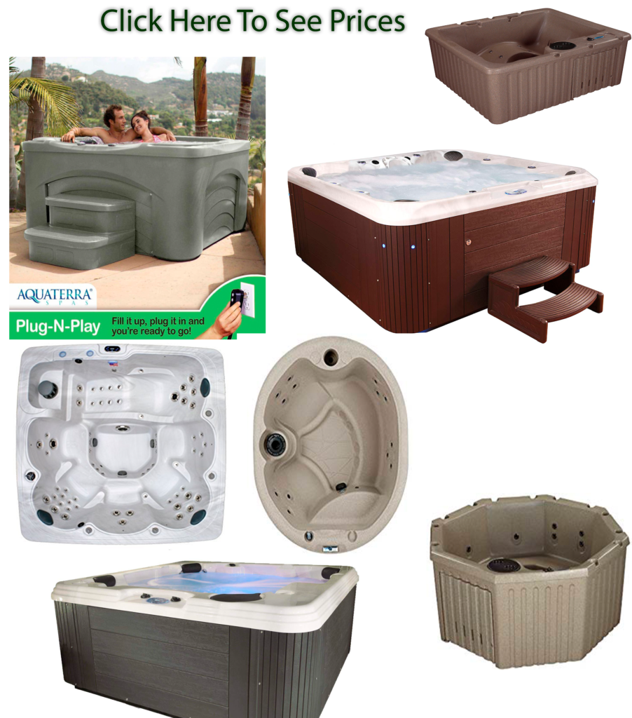 hot tubs near me