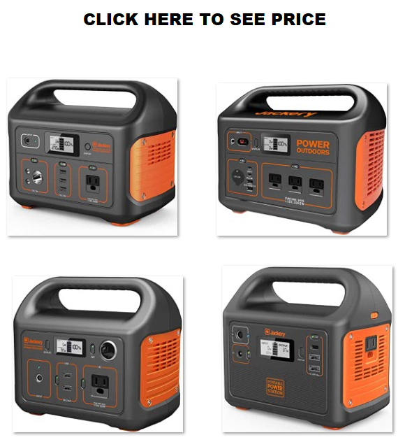 Jackery Portable Power Generator Station Explorer